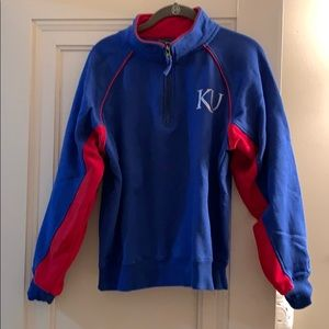 Men's small KU sweatshirt